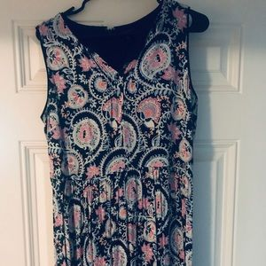 Very cute Talbots summer dress.